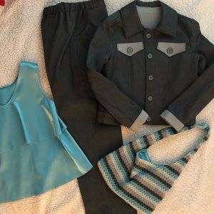 Other - 5 piece children's custom made suit.